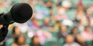 Microphone at a Large Conference. How to Determine if Labor Organization Expenses are Chargeable.