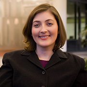 Jessica R. Roster, CPA, Partner for Lindquist CPA.